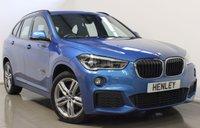 USED 2016 66 BMW X1 2.0 XDRIVE20D M SPORT 5d AUTO 188 BHP