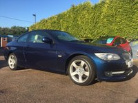 2011 BMW 3 SERIES 2.0 320I SE 2d  WITH FULL LEATHER INTERIOR  £8500.00
