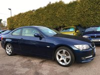 2011 BMW 3 SERIES 2.0 320I SE 2d  WITH FULL LEATHER INTERIOR  £8000.00