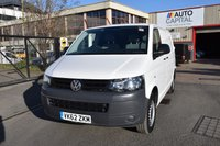 USED 2012 62 VOLKSWAGEN TRANSPORTER 2.0 T28 TDI BLUEMOTION TECHNOLOGY 5d 84 BHP SWB AIR CON DIESEL MANUAL VAN ONE OWNER S/H EXCELLENT DRIVE