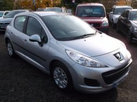 USED 2010 60 PEUGEOT 207 1.4 S 8V 5d 73 BHP AFFORDABLE FAMILY CAR IN EXCELLENT CONDITION, DRIVES SUPERBLY WITH EXCELLENT SERVICE HISTORY