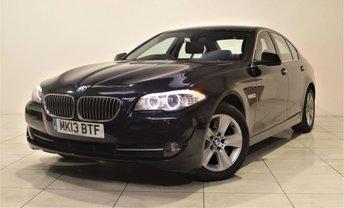 2013 BMW 5 SERIES 2.0 525D SE 4d AUTO 215 BHP £11785.00