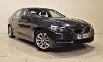 2013 BMW 5 SERIES 2.0 520D SE 4d 181 BHP £12785.00
