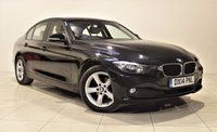 USED 2014 14 BMW 3 SERIES 2.0 320D SE 4d AUTO 182 BHP + 1 PREV OWNER +  SAT NAV + AIR CON + AUX + BLUETOOTH + SERVICE HISTORY