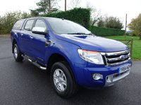 2014 FORD RANGER Limited 4X4 Double Cab Pick up TDCI  2.2Tdci 150Ps £15995.00