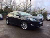 2012 FORD FOCUS 1.6 ZETEC 5d  WITH APPEARANCE PACK & VOICE CONTROL  £5500.00