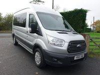 2015 FORD TRANSIT L3 Lwb  TREND 15 Seater Minibus 2.2Tdci 125Ps £SOLD