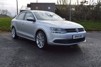 2013 VOLKSWAGEN JETTA 1.6 SE TDI BLUEMOTION TECHNOLOGY 4d 104 BHP £7695.00