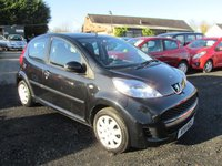 USED 2011 11 PEUGEOT 107 1.0 URBAN 5d 68 BHP 20 POUNDS TAX LOW INSURANCE EXCELLENT MPG