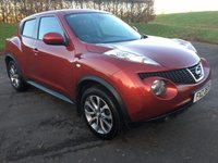 USED 2013 NISSAN JUKE 1.5 TEKNA DCI 5d 110 BHP EXCELLENT DRIVER, £20 ROAD TAX, VERY ECONOMICAL