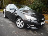 USED 2014 14 VAUXHALL ASTRA 1.6 SRI 5d AUTO 115 BHP * 1 Owner from new*