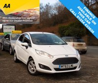 USED 2013 63 FORD FIESTA 1.6 TITANIUM ECONETIC TDCI 5d 94 BHP FREE ROAD TAX ON THIS CAR AND HUGE MPG - CHEAP CAR TO RUN AND INSURE!!! GREAT SPEC INCLUDING ALLOYS, AIR CON, BLUETOOTH!