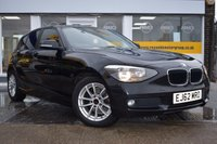 2012 BMW 1 SERIES 2.0 116D SE 5d 114 BHP £8999.00