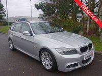 2010 BMW 3 SERIES 2.0 318D M SPORT TOURING 5d 141 BHP £6890.00