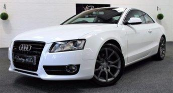 2011 AUDI A5 3.0 TDI QUATTRO SPORT 3d 237 BHP £SOLD