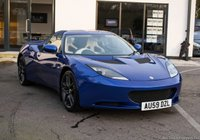 USED 2010 59 LOTUS EVORA 3.5 V6 4 2d 276 BHP