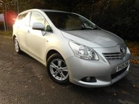 USED 2009 09 TOYOTA VERSO 2.0 TR D-4D 5d 125 BHP 7 SEATER