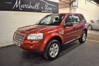 USED 2007 07 LAND ROVER FREELANDER 2 2.2 TD4 GS 5d 159 BHP 4x4