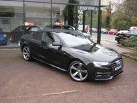 2013 AUDI A5 2.0 TDI S LINE BLACK EDITION 2d AUTO 177 BHP £15790.00