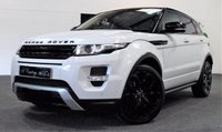 USED 2011 61 LAND ROVER RANGE ROVER EVOQUE DYNAMIC 2.2 SD4 AUTO 5 DOOR **BLACK PACK-DYNAMIC AUTO**