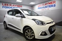 USED 2014 14 HYUNDAI I10 1.0 PREMIUM 5d 65 BHP Full Service History, Air conditioning, Bluetooth, 1 owner