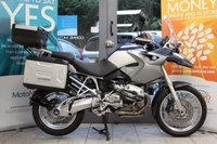USED 2005 55 BMW R SERIES R1200 GS 1200cc TOURER 1 OWNER ** STUNNING CONDITION ** FSH ** FINANCE AVAILABLE