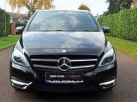 USED 2014 64 MERCEDES-BENZ B CLASS 1.5 B180 CDI BLUEEFFICIENCY SPORT 5d AUTO 1 OWNER MEGA SPEC AUTOMATIC FULL MERCEDES SERVICE HISTORY REVERSING CAMERA +SATELLITE NAVIGATION MOT TIL 09-18 ENQUIRE TODAY BEST FINANCE RATES AVAILABLE 1ST 2 SEE WILL BUY