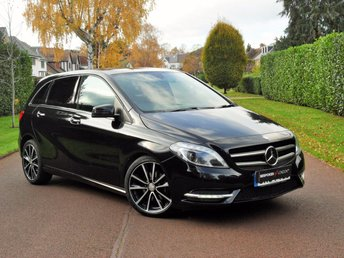 2014 MERCEDES-BENZ B CLASS 1.5 B180 CDI BLUEEFFICIENCY SPORT 5d AUTO 1 OWNER MEGA SPEC AUTOMATIC FULL MERCEDES SERVICE HISTORY REVERSING CAMERA +SATELLITE NAVIGATION MOT TIL 09-18 ENQUIRE TODAY BEST FINANCE RATES AVAILABLE 1ST 2 SEE WILL BUY £10995.00