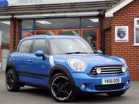 USED 2011 61 MINI COUNTRYMAN 1.6 COOPER D 5dr *ONLY 9.9% APR with FREE Servicing*