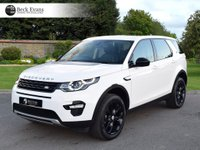 USED 2016 16 LAND ROVER DISCOVERY SPORT 2.0 TD4 HSE 5d AUTO 180 BHP VAT QUALIFYING