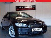 2008 BMW 3 SERIES 3.0 335D M SPORT 4d AUTO 282 BHP