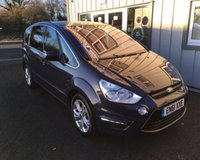 USED 2012 61 FORD S-MAX 2.0 TDCI TITANIUM 163 BHP THIS VEHICLE IS AT SITE 1 - TO VIEW CALL US ON 01903 892224