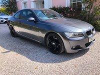 2007 BMW 3 SERIES 2.0 320I M SPORT 2d 168 BHP £5795.00