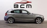 2009 BMW 1 SERIES 2.0 123D M SPORT 5d 202 BHP £6000.00