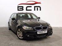 2009 BMW 3 SERIES 2.0 318D M SPORT 4d 141 BHP £6500.00