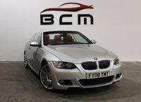 2008 BMW 3 SERIES 3.0 335I M SPORT 2d AUTO 302 BHP £9500.00