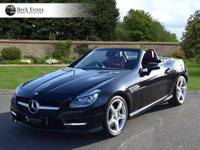 USED 2011 61 MERCEDES-BENZ SLK 1.8 SLK200 BLUEEFFICIENCY AMG SPORT ED125 2d AUTO 184 BHP