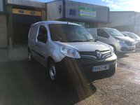 USED 2013 63 RENAULT KANGOO 1.5 ML19 DCI 1d 75 BHP ONLY 28,000 MILES, E/W, A/C, PARKING SENSORS, A/C, 6 MONTH WARRANTY & FINANCE ARRANGED. Bluetooth, Radio/CD, Parking sensors, Drivers airbag, Factory fitted bulk head, Side loading door, security slam locks fitted, 1 Owner, remote Central Locking, Drivers Airbag, CD Player/FM Radio, Steering Column Radio Control, Side Loading Door, Barn Rear Doors