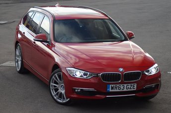 2013 BMW 3 SERIES 2.0 320I XDRIVE LUXURY TOURING Individual £15495.00