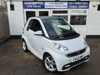 2013 SMART FORTWO 1.0 EDITION 21 MHD 2d AUTO  £5495.00