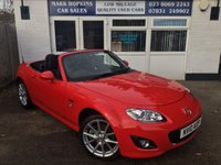 2010 MAZDA MX-5 1.8 20TH ANNIVERSARY 2d  £8495.00