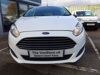 USED 2014 64 FORD FIESTA 1.5 BASE TDCI 3d 74 BHP AIR CON