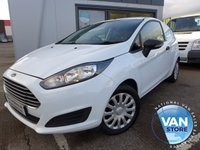 2014 FORD FIESTA 1.5 BASE TDCI 3d 74 BHP AIR CON  £3645.00