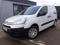 2014 CITROEN BERLINGO 1.6 625 LX L1 HDI 1d 74 BHP £SOLD