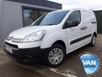 2014 CITROEN BERLINGO 1.6 625 LX L1 HDI 1d 74 BHP SOLD
