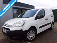USED 2014 64 CITROEN BERLINGO 1.6 625 LX L1 HDI 1d 74 BHP