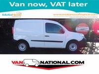 2014 RENAULT KANGOO 1.5 ML19 DCI  75 BHP £5390.00