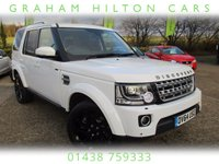 2014 LAND ROVER DISCOVERY 3.0 SDV6 HSE 5d AUTO 255 BHP £32500.00