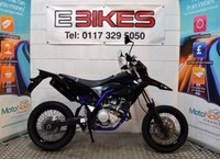 USED 2015 65 YAMAHA WR 125 X 125cc SUPER MOTO STYLE LEARNER LEGAL COMMUTER