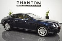 2004 BENTLEY CONTINENTAL GT 6.0 GT 2dr £24890.00